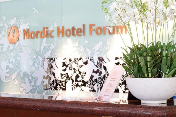 Отель Nordic Forum - фото 14