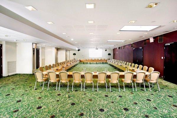 Отель Nordic Forum - фото 18