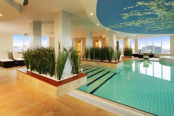 Отель Nordic Forum - фото 19