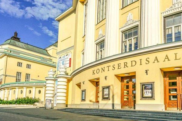 Отель Nordic Forum - фото 21