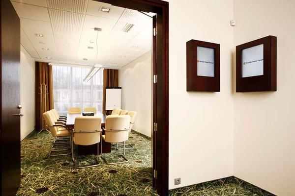 Отель Nordic Forum - фото 3