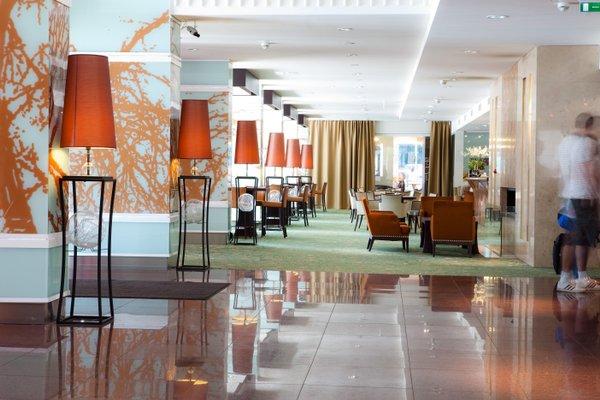 Отель Nordic Forum - фото 5
