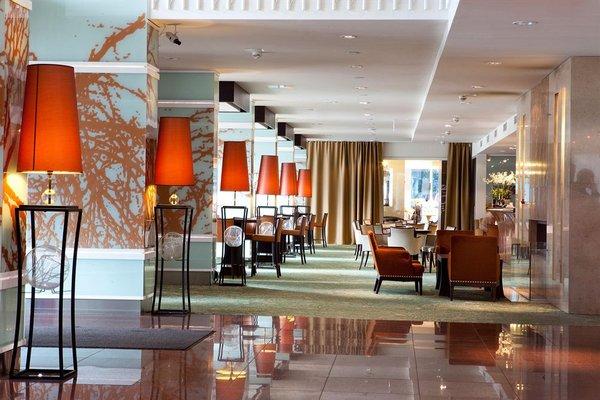 Отель Nordic Forum - фото 6