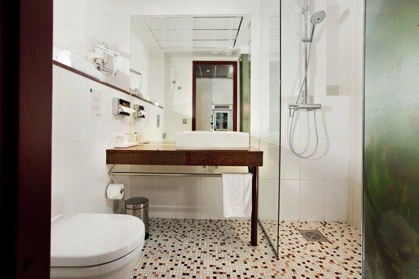 Отель Nordic Forum - фото 9