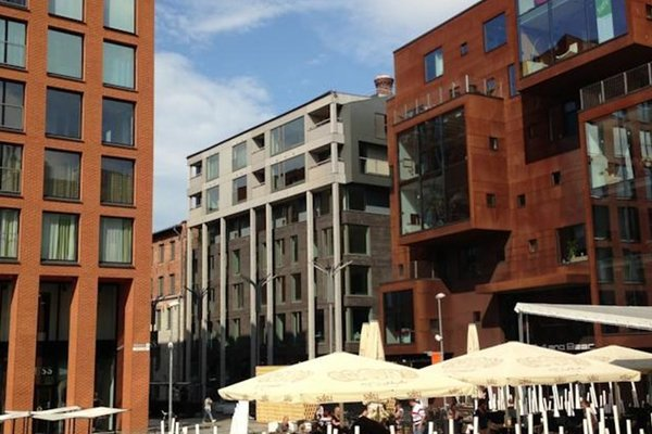 City Heart Apartments - Rotermanni kvartal - фото 50