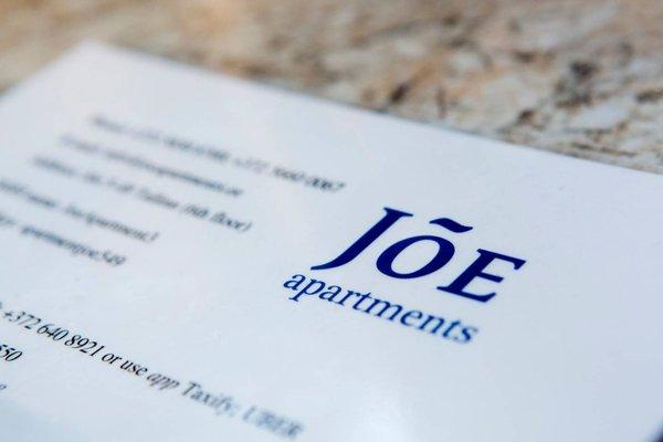 Joe Apartments - фото 14