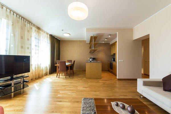 Parkers Boutique Apartments - фото 18