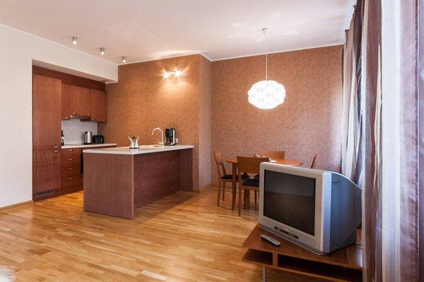 Parkers Boutique Apartments - фото 2