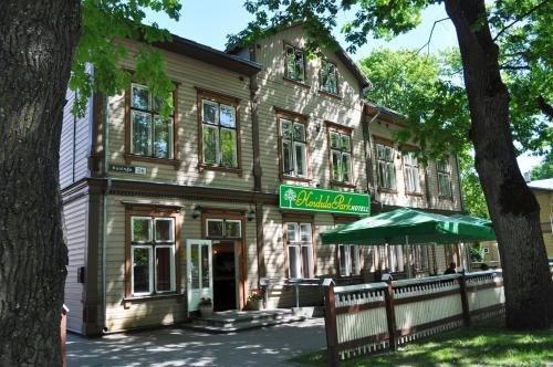 Koidulapark Hotell - фото 22
