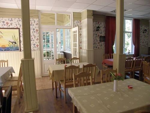 Hotel Villa Katariina - фото 3
