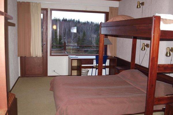 Bernhard Spa Hotel, Nüpli