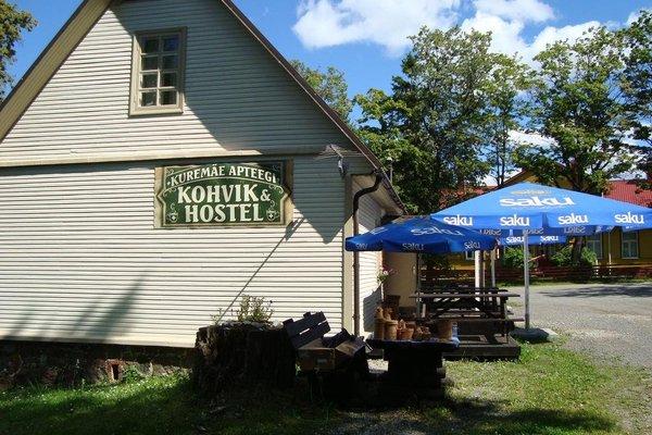 Kuremae Hostel - фото 15