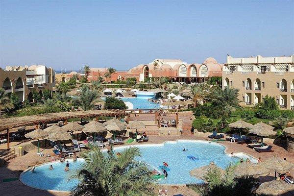Three Corners Palmyra Resort - фото 15