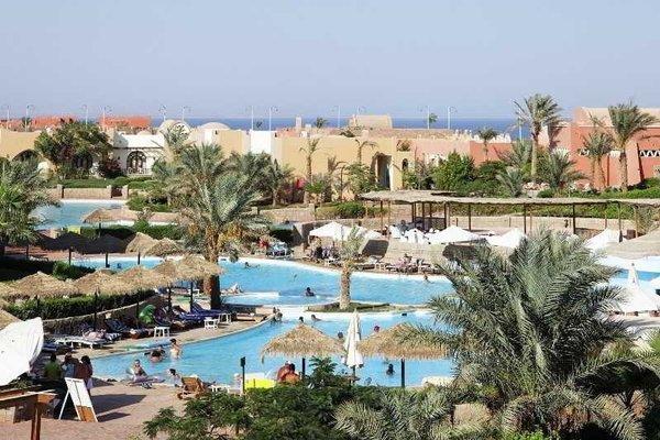 Three Corners Palmyra Resort - фото 16