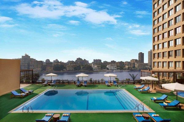 Hilton Cairo World Trade Center Residences - фото 19