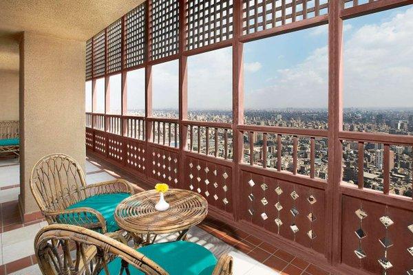 Hilton Cairo World Trade Center Residences - фото 21