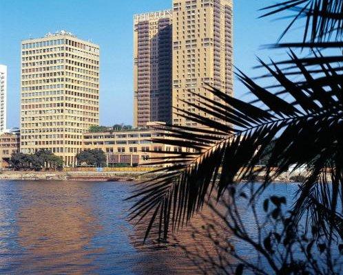 Hilton Cairo World Trade Center Residences - фото 22