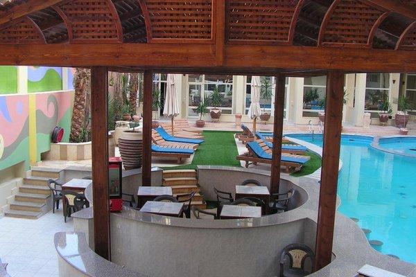 Paradise Hill Apartments - фото 14