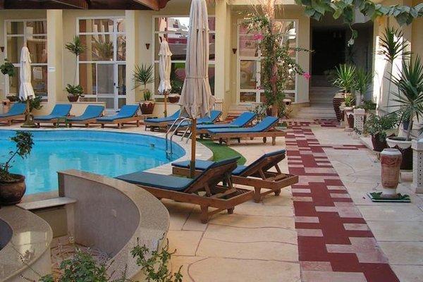Paradise Hill Apartments - фото 23
