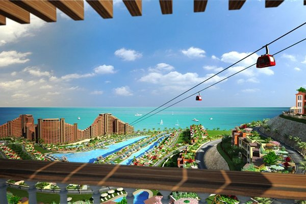 Porto Sokhna Beach Resort & Spa - фото 16