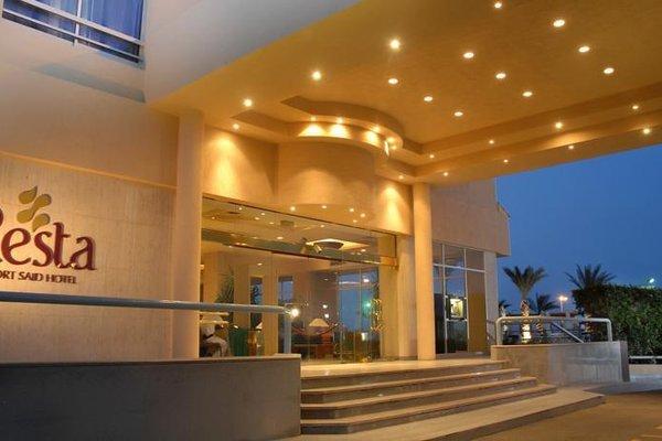 Resta Port Said Hotel - фото 14