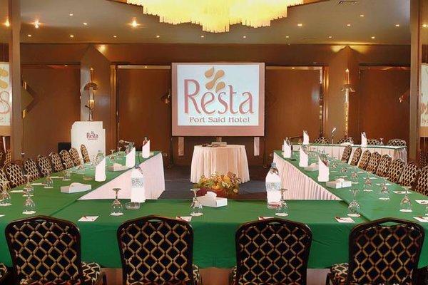 Resta Port Said Hotel - фото 17