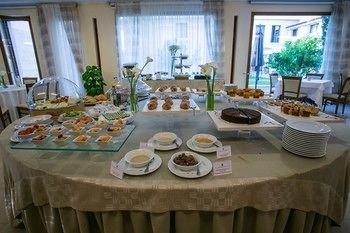 Hotel Parco delle Fontane - фото 9