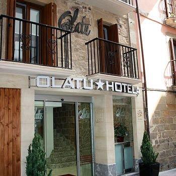 Hotel Olatu - фото 50