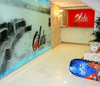 Hotel Olatu - фото 8