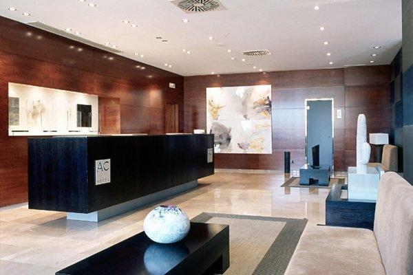AC Hotel Zaragoza Los Enlaces, a Marriott Lifestyle Hotel - фото 15