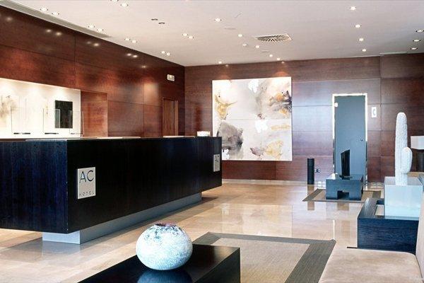AC Hotel Zaragoza Los Enlaces, a Marriott Lifestyle Hotel - фото 16