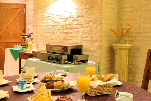 Hotel Hispania - фото 11
