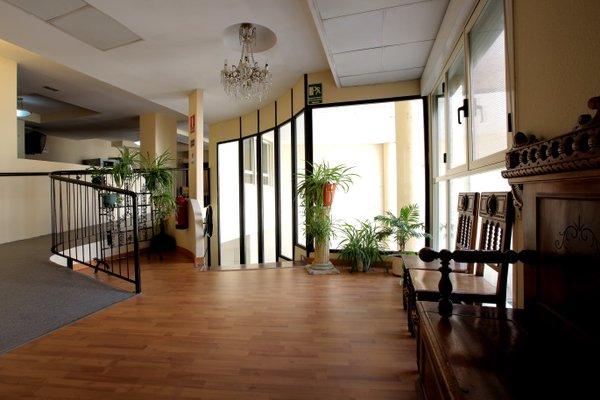 Hotel Hispania - фото 14