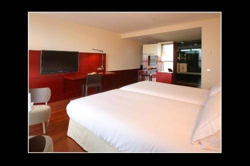Hotel Reina Petronila - фото 2