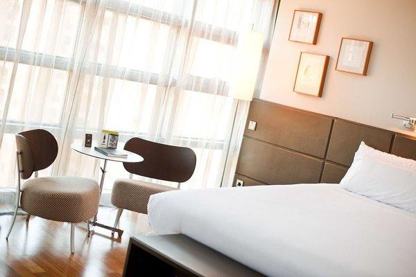 Hotel Reina Petronila - фото 4