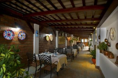 Hotel Almadrabeta - фото 14