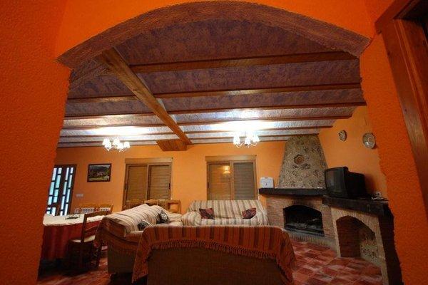 Alojamientos Rio Zumeta - фото 4