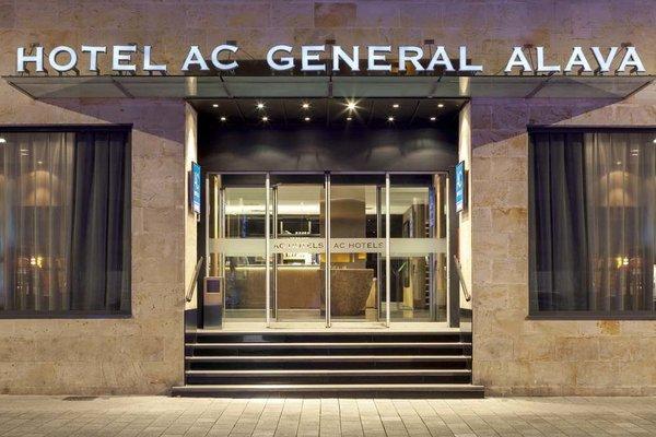 AC Hotel General Alava, a Marriott Lifestyle Hotel - фото 20