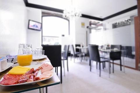 Abba Jazz Hotel Vitoria - фото 14