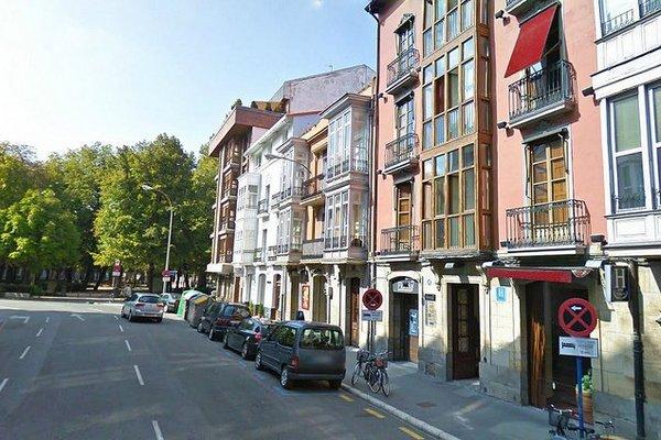 Abba Jazz Hotel Vitoria - фото 23
