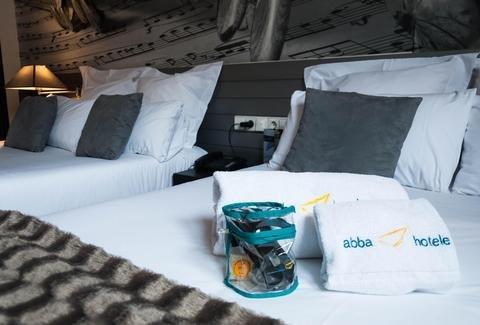 Abba Jazz Hotel Vitoria - фото 3