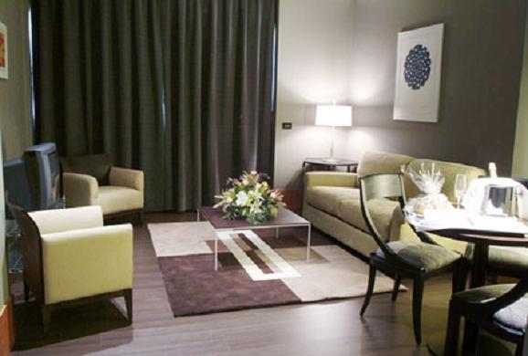 Apartamentos Gran Lakua - фото 7