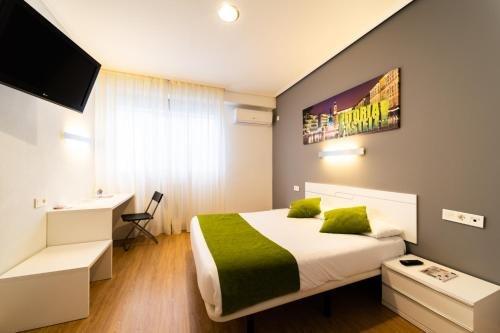 Hotel Centro Vitoria - фото 1