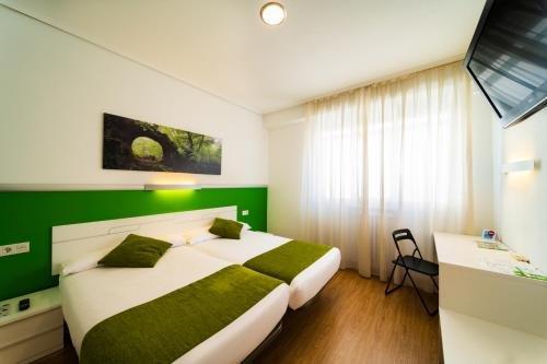 Hotel Centro Vitoria - фото 2