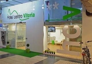 Hotel Centro Vitoria - фото 22