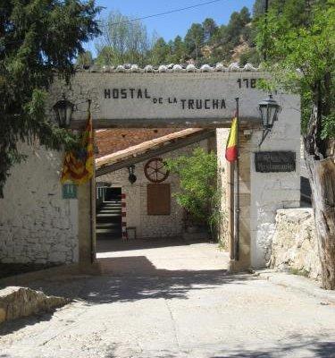 Hostal De La Trucha - фото 21