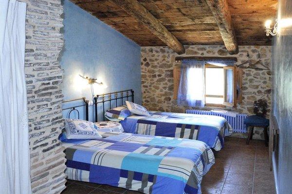 Hostal-Restaurante Rural Torre Montesanto - фото 23