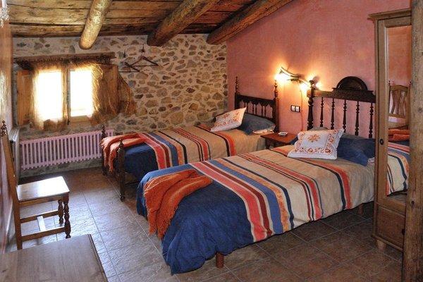 Hostal-Restaurante Rural Torre Montesanto - фото 2