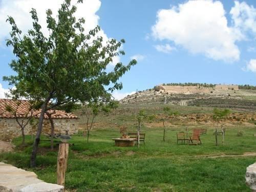 Hostal-Restaurante Rural Torre Montesanto - фото 21