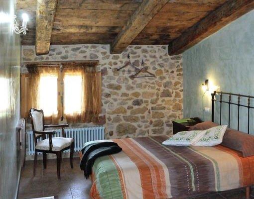 Hostal-Restaurante Rural Torre Montesanto - фото 8